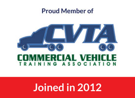 CVTA logo with red bar stating CDS joined in 2012