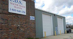cds fredericksburg training center outside picture