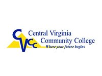 central virginia community college logo in color