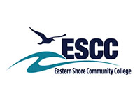 eastern shore community college logo in color