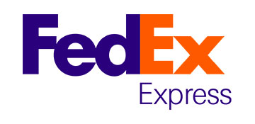 fedex logo in color