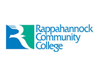 rappahannock community college logo in color