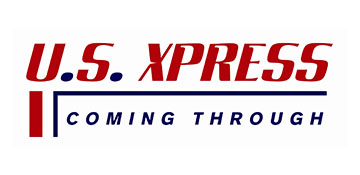 U.S. Xpress logo in color