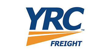 YRC freight logo in color