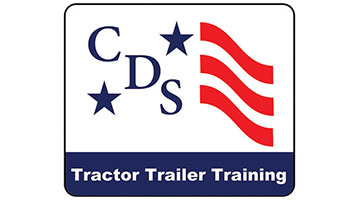 cds works with several companies to provide students with the best possible trucking position